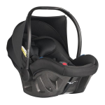 Car seat Venicci Stylish Black per Tinum