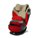Cybex PALLAS S-FIX Autumn Gold | burnt red