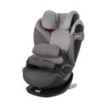 Cybex PALLAS S-FIX Soho Grey | mid grey